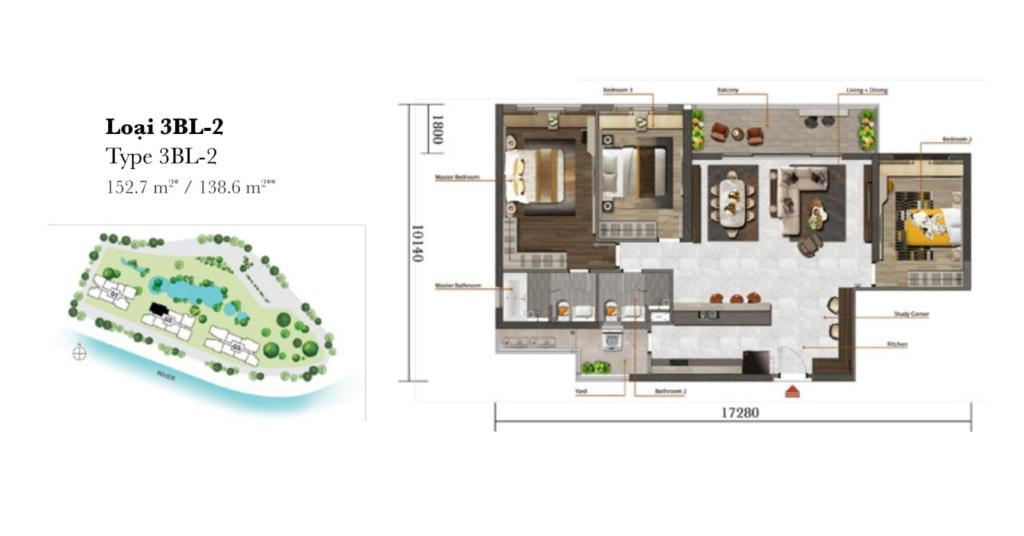 Khu chung cư cao cấp Palm Garden Ữu đãi khủng sắp hết hạn